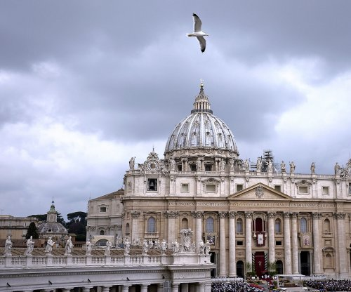 Vatican recalls diplomat from U.S. over child pornography