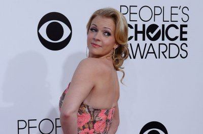 Melissa Joan Hart shot part of 'Watcher in the Woods' on her iPhone