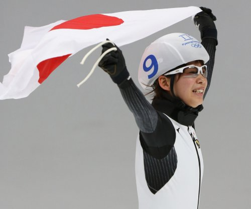 Nana Takagi wins gold as speed skating mass start event makes Winter Olympics debut
