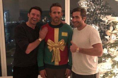Hugh Jackman, Jake Gyllenhaal prank Ryan Reynolds