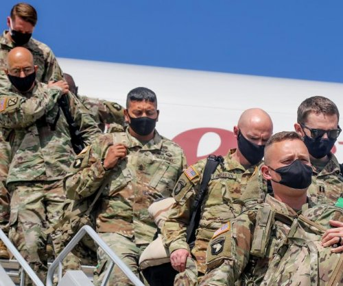 250 soldiers arrive for nine-month rotation in Germany