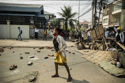 U.N. expert: Myanmar junta likely committing crimes against humanity
