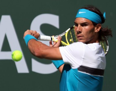 Nadal raises streak with win in Rome