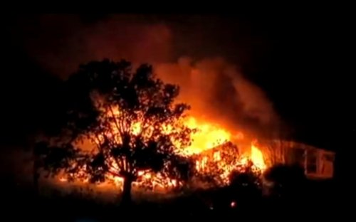 Texas fertilizer plant explodes; search and rescue under way