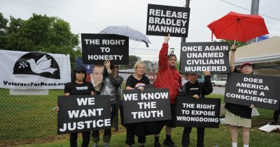 Manning's WikiLeaks court-martial adjourns until Monday