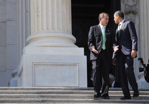 WH: Major deficit reduction deal reachable