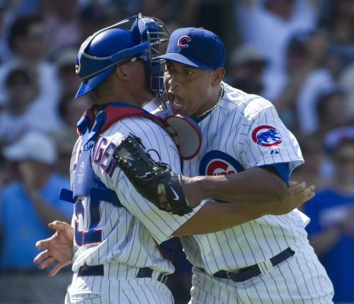 Cubs pitcher Carlos Marmol denies abuse
