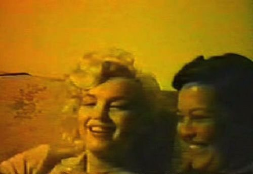Home movie said to show Monroe smoking pot