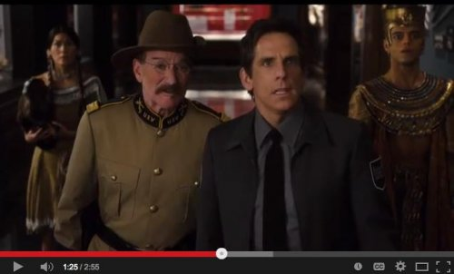 'Night at the Museum 3' debuts new trailer with Robin Williams