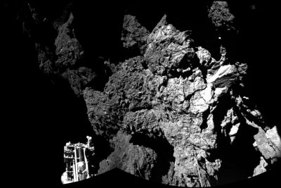 Rosetta discovers molecular nitrogen on Comet 67P