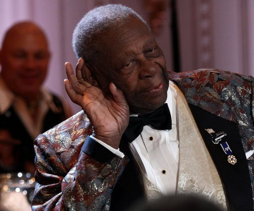 Blues legend B.B. King hospitalized