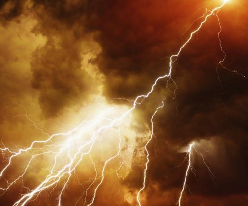 Physicists identify anti-electron clouds inside thunderstorms