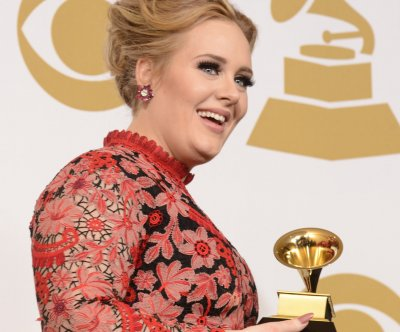 Adele's forthcoming album may release this year
