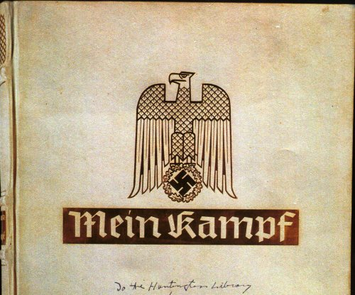 Hitler's 'Mein Kampf' sold in German bookstores for first time in 70 years