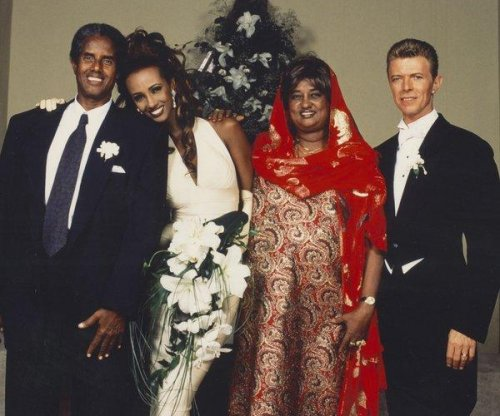 Iman's mom dies two months after David Bowie's death