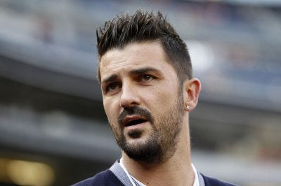 New York City FC star David Villa earns MLS MVP honors