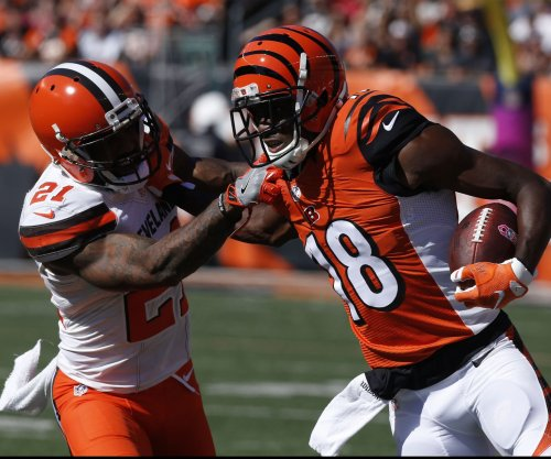 Cincinnati Bengals WR A.J. Green ruled out vs. Baltimore Ravens
