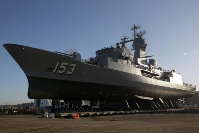 Australia modernizes Anzac-class frigate