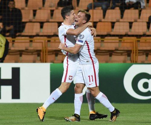 Robert Lewandowski becomes Poland's all-time leading scorer with hat-trick