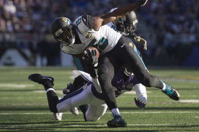 Jaguars will not use tags on WR Robinson