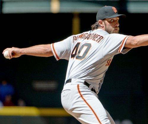 Bumgarner hopes for progress as Giants host Padres