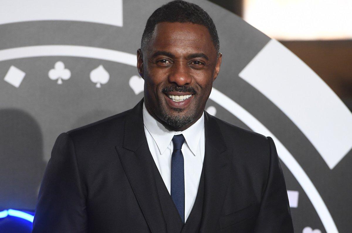 Idris Elba teases fans amid James Bond casting rumors - UPI.com