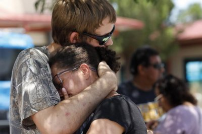 20 people dead in El Paso Walmart shooting; suspect held