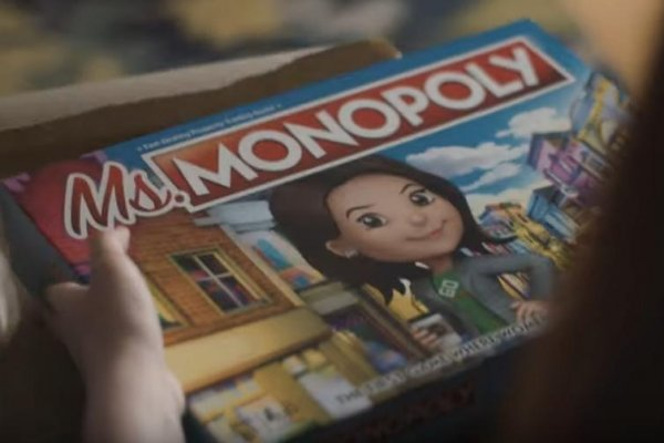 Hasbro's new Ms  Monopoly celebrates women inventors - UPI com