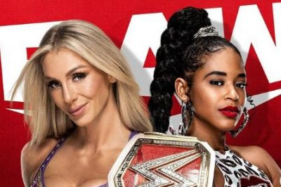 WWE Raw: Charlotte Flair defends title against Bianca Belair