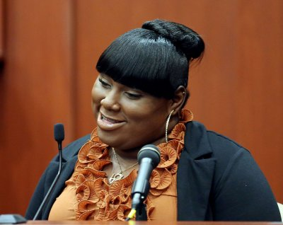 Witness says she edited Trayvon Martin's words to spare his mom