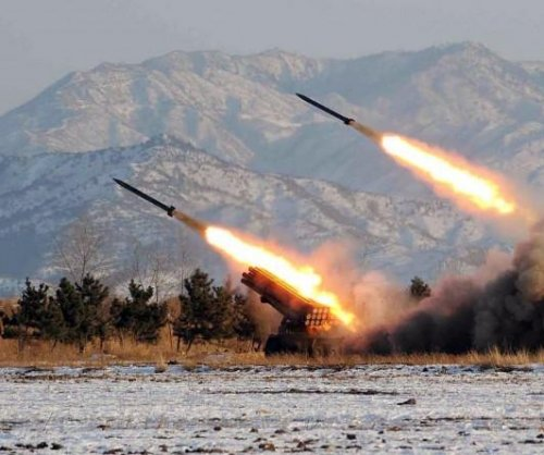 North Korea test-fires four short-range missiles into Yellow Sea