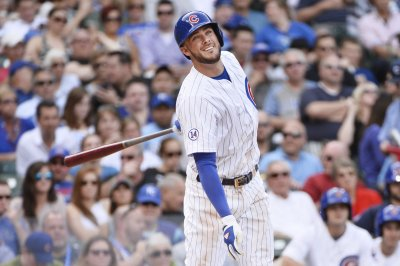 Chicago Cubs hit 4 HRs, rout Cleveland Indians 17-0
