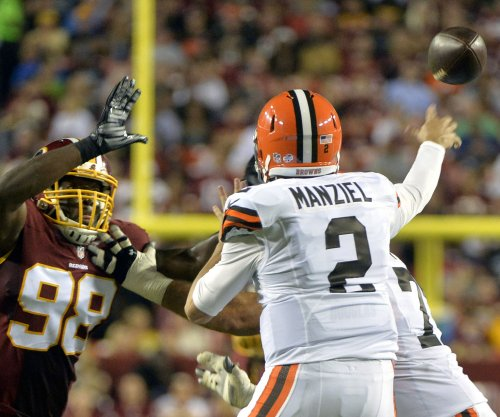 Mike Pettine: Johnny Manziel out for rest of preseason