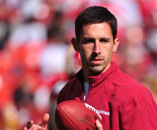 Kyle Shanahan has Atlanta Falcons offense humming as Washington Redskins visit