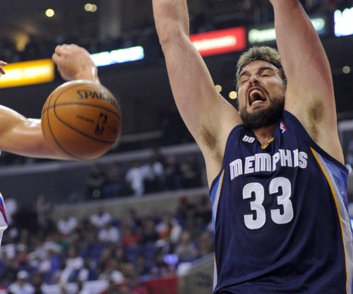 Marc Gasol, leads Grizzlies over Blazers