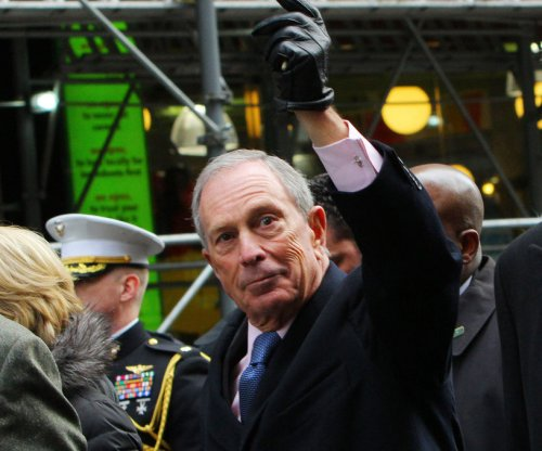 Democratic chief says presidential bid for Bloomberg would be unnecessary