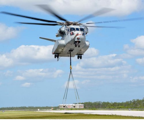 Sikorsky receives $232 million King Stallion helicopter contract modification