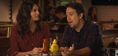 Lin-Manuel Miranda calls Cecily Strong a 'jerk' in 'SNL