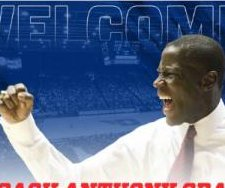 Dayton Flyers name Anthony Grant new head basketball coach