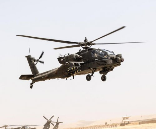 Boeing receives $411 million Apache contract for Britain