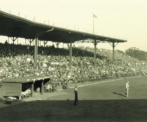 Fundraiser aims to save America's oldest ballpark