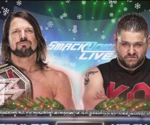 WWE Smackdown: AJ Styles faces Kevin Owens; Jinder Mahal eyes U.S. title