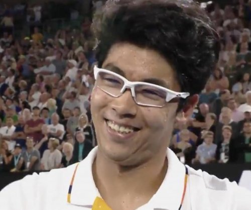 Australian Open: Hyeon Chung upsets Novak Djokovic