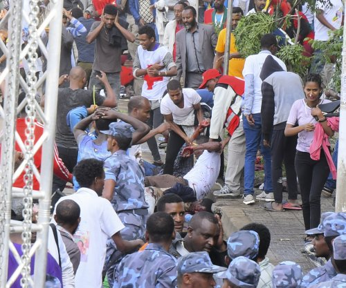 Two die in rally supporting Ethiopian prime minister