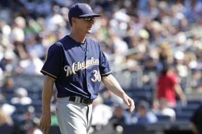 Brewers in thick of playoff race as they host Pirates