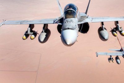 Marine Corps investigates midair collision of two F/A-18 Hornets