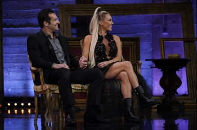 Braunwyn Windham-Burke's husband appears in 'Real Housewives' reunion