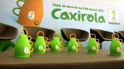 Official noisemaker for 2014 World Cup tested for 'annoyance'