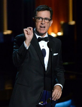 Stephen Colbert announces end date for 'The Colbert Report'