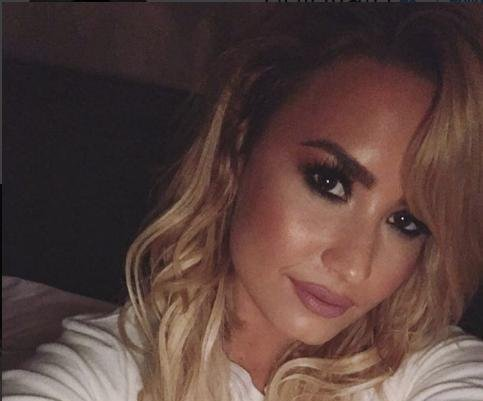 Demi Lovato goes blonde in new 'Goldie Locks' Instagram selfie